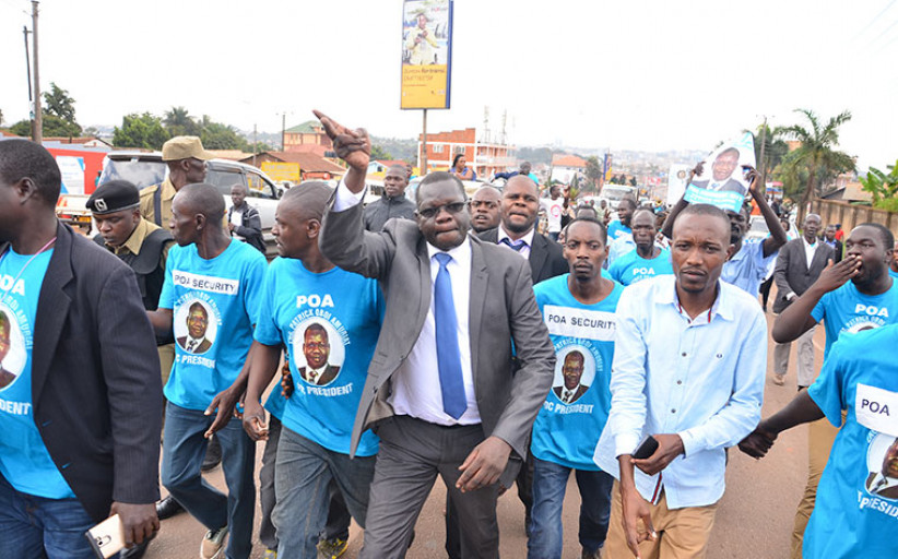Congratulations to the new FDC party President